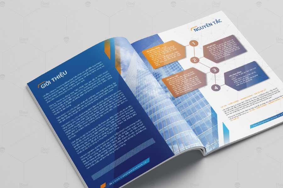 Thiết kế Profile công ty tự động hóa Tiến Phát